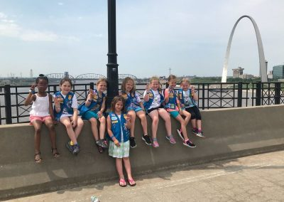 girl+scouts+MO+bridging+100+years