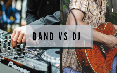 Band vs. DJ